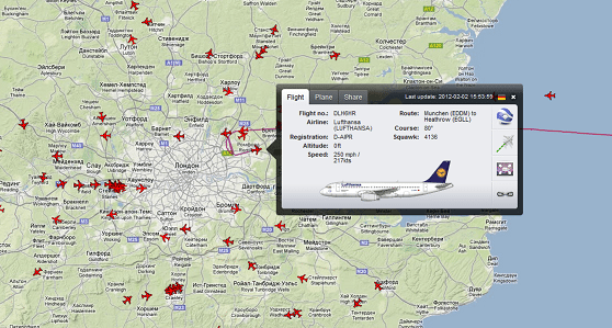 www.planefinder.net