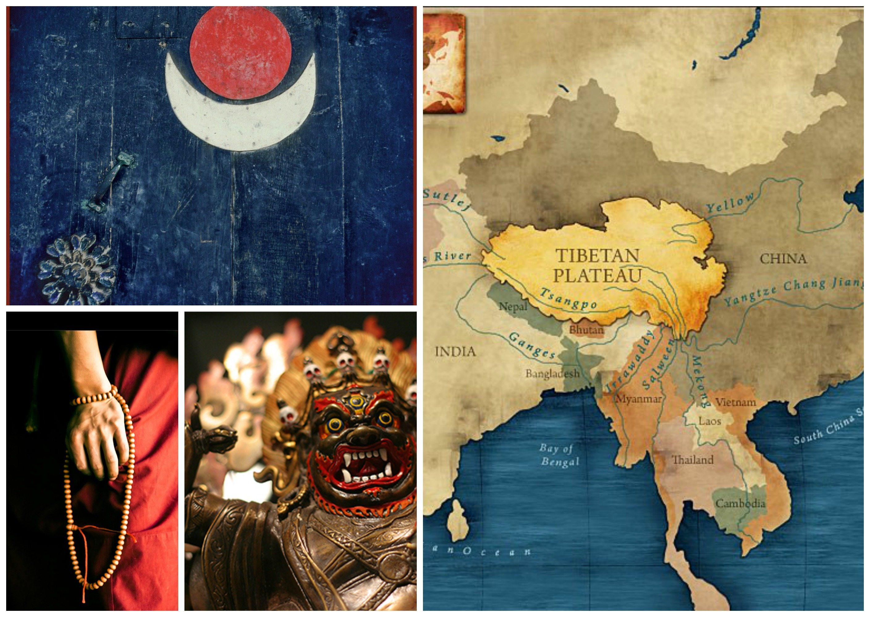 Путь в Тибет: проезжая по небу