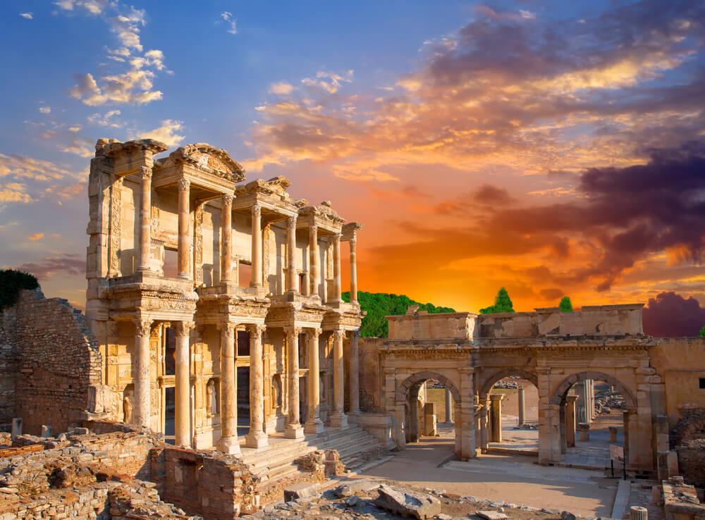 Интересные места в Турции