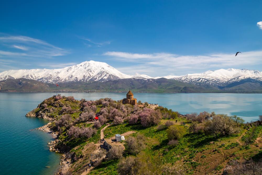 Тайна озера Ван в Турции