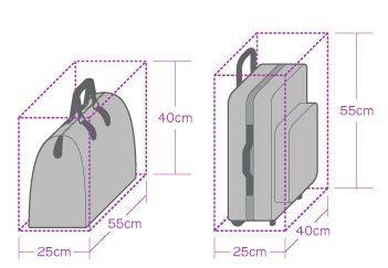 Размер багажа
