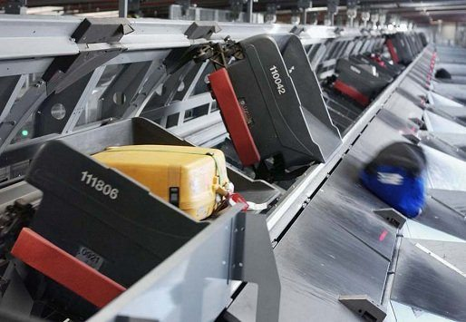 Как проверяются чемоданы в аэропорту, которые мы сдаем 4 you рюкзаки igrec розово голубая клетка объем 23 литра