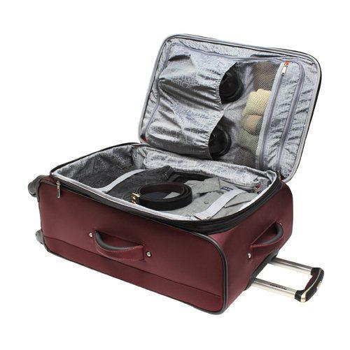 чемодан с отделениями для рубашек и обуви. Как выбрать чемодан