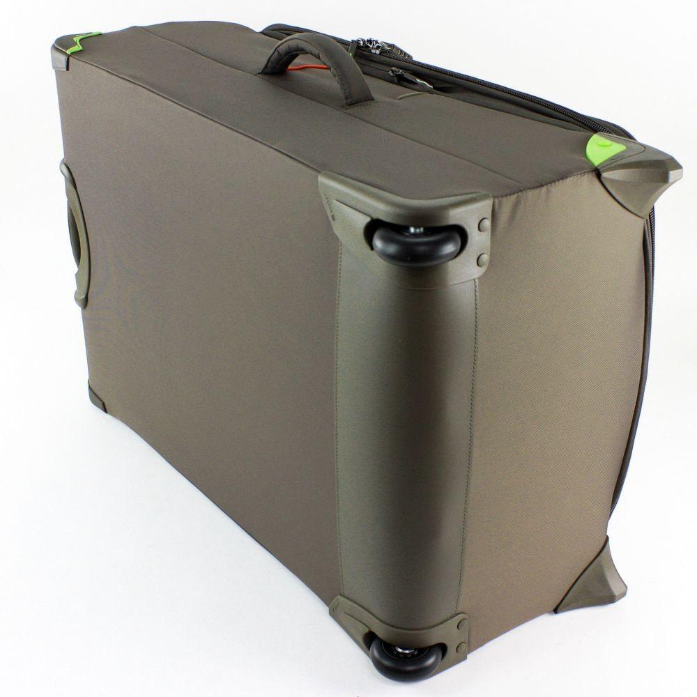 пластиковая накладка на днище чемодана
