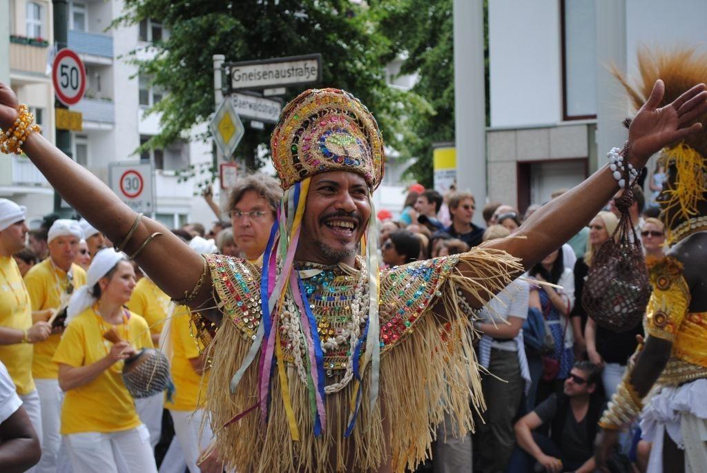 Фестиваль культур в Берлине