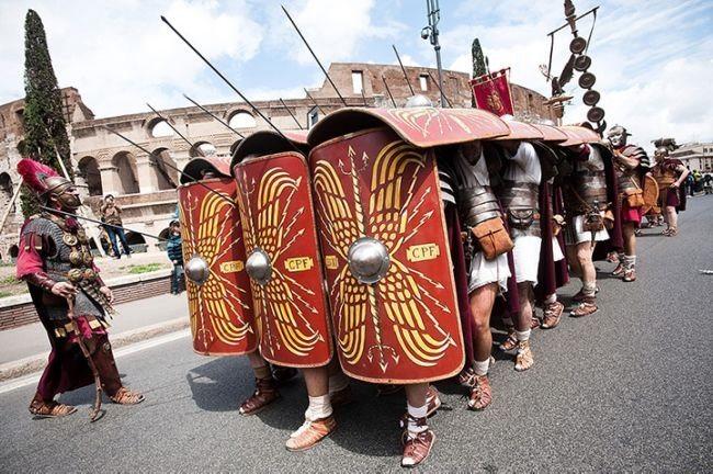 День основания Рима
