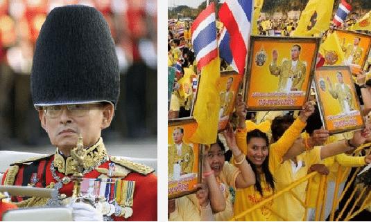 День коронации тайланд
