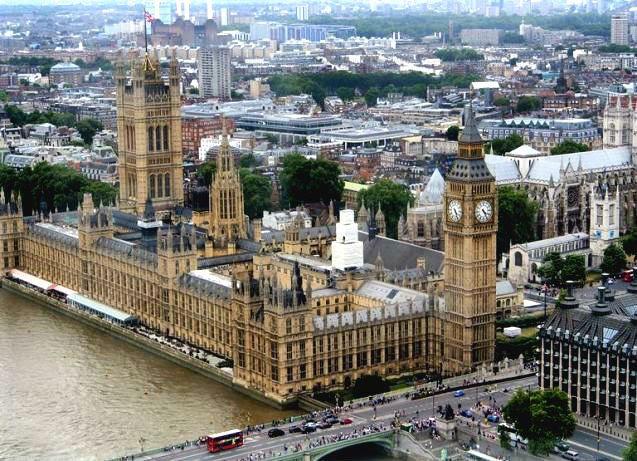В Лондон бюджетно