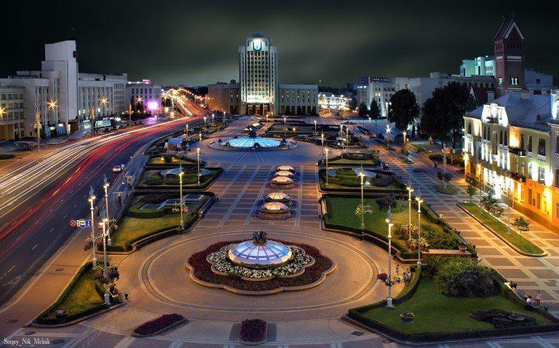 Съездить в Минск на выходные без визы