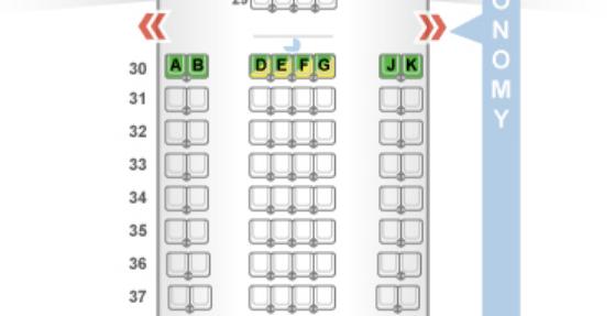 салон самолета qatar