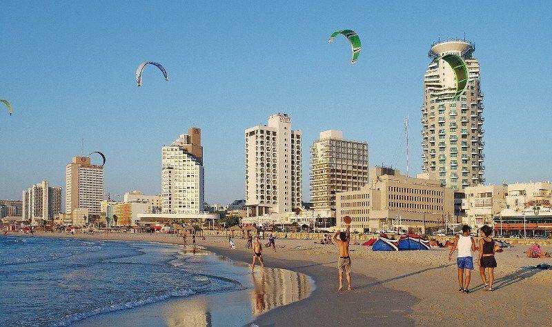 Тель-авив в сентябре