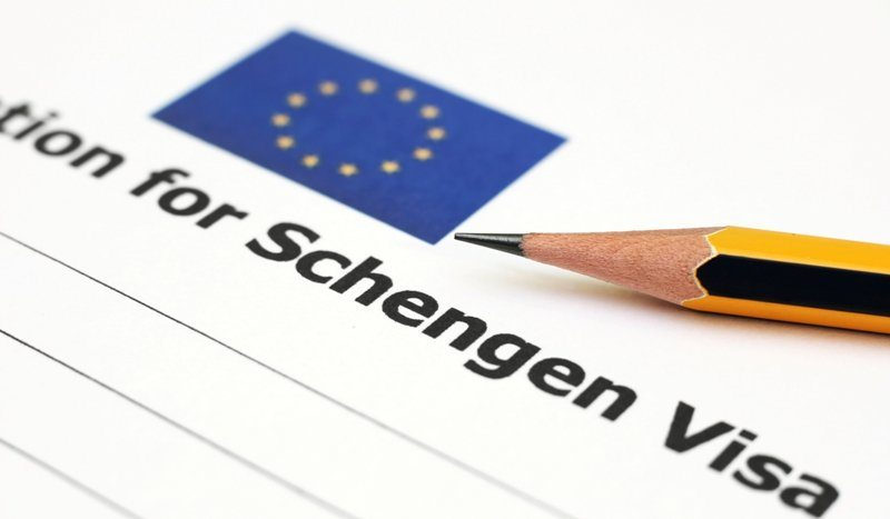 Транзитная Шенгенская виза