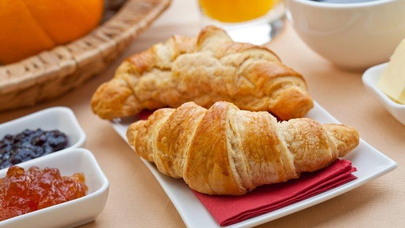 Континентальный завтрак тип питания в отеле