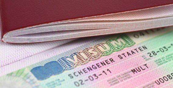 список документов на Шенгенскую визу