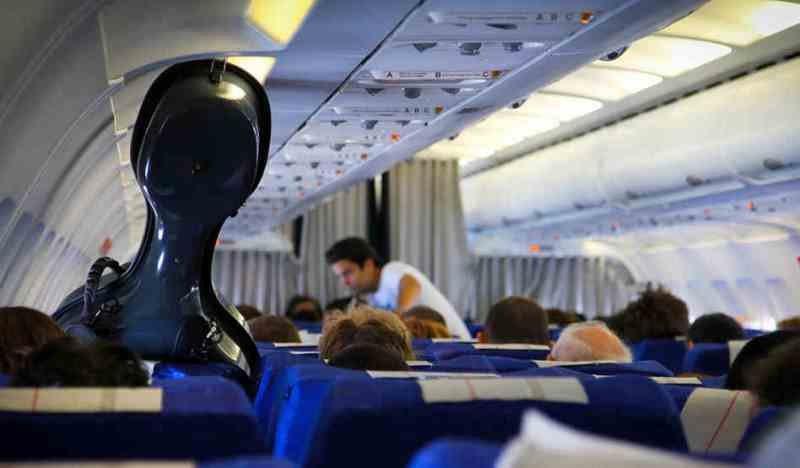 провоз музыкальных инструментов в самолете