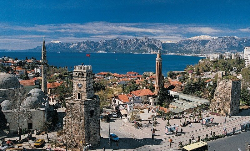 на море без визы - Турция