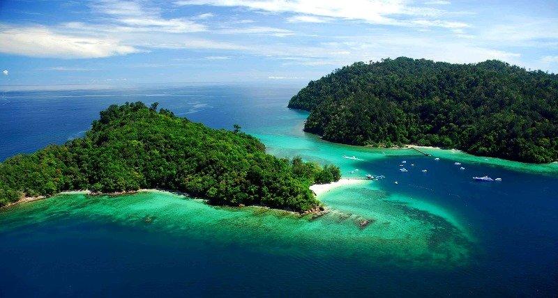 Остров Борнео - безвизовые курорты Азии