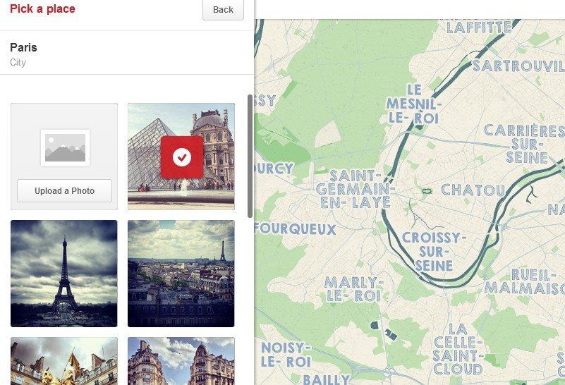 Pinterest для путешествий