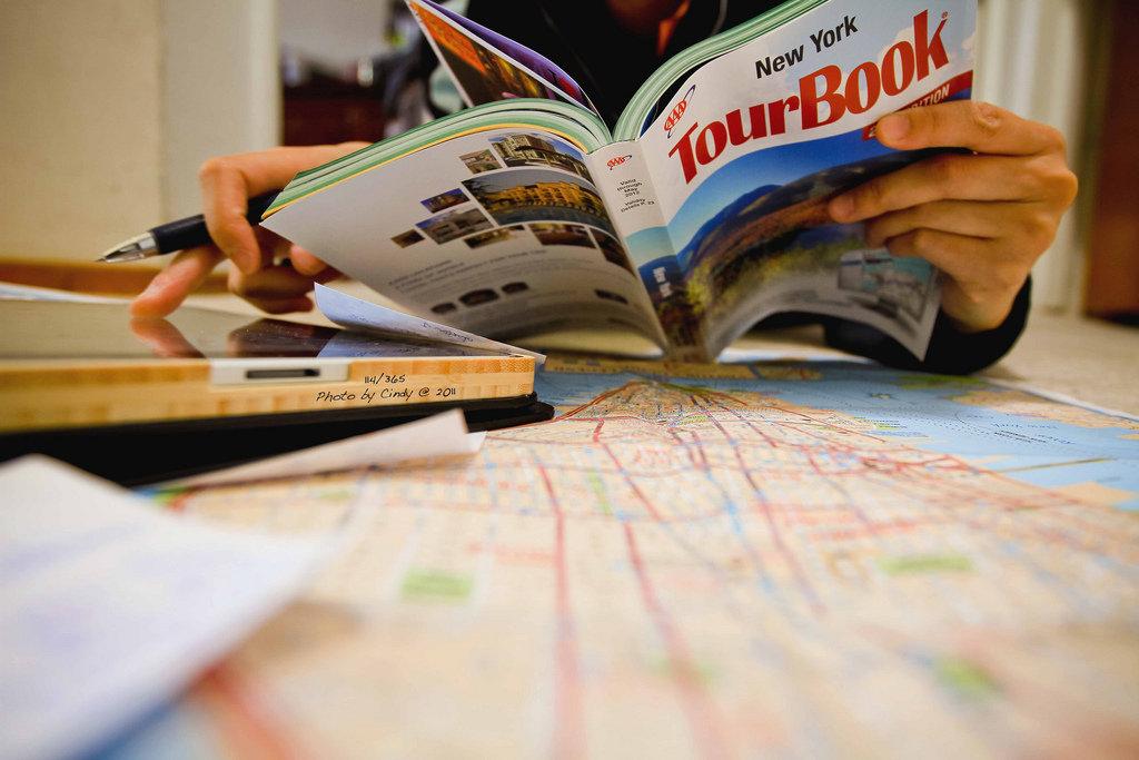 Где найти информацию для планирования путешествия?