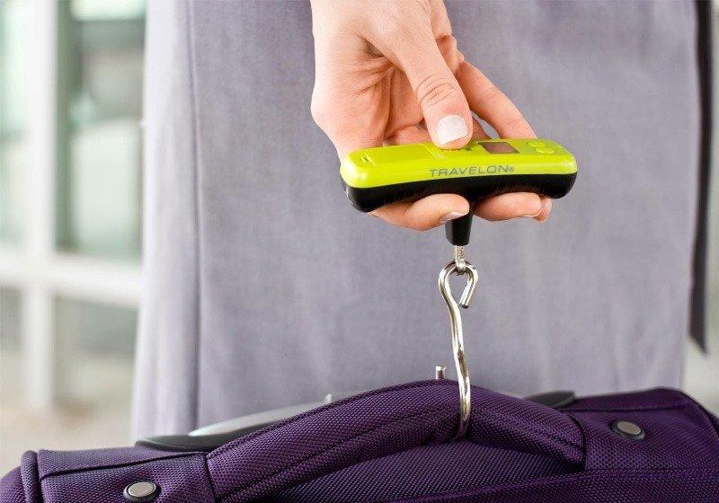 весы для багажа
