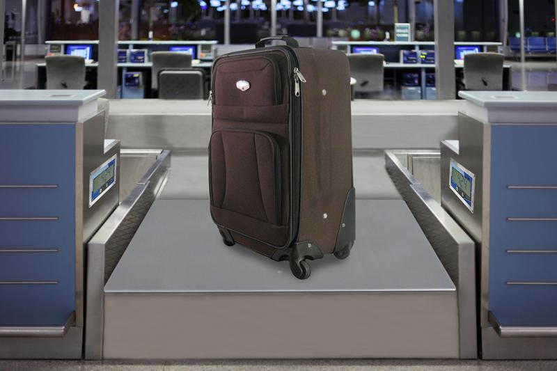 Как взвесить багаж в аэропорту?