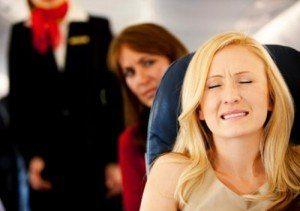 аэрофобия. Что шумит в самолете
