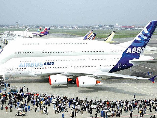 самолет а380