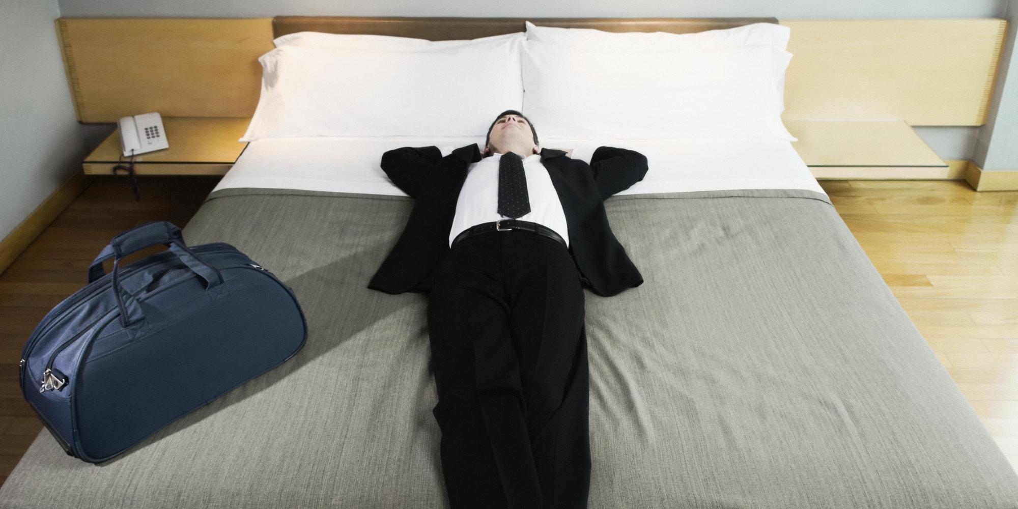 Почему надо хорошо вести себя в отеле?