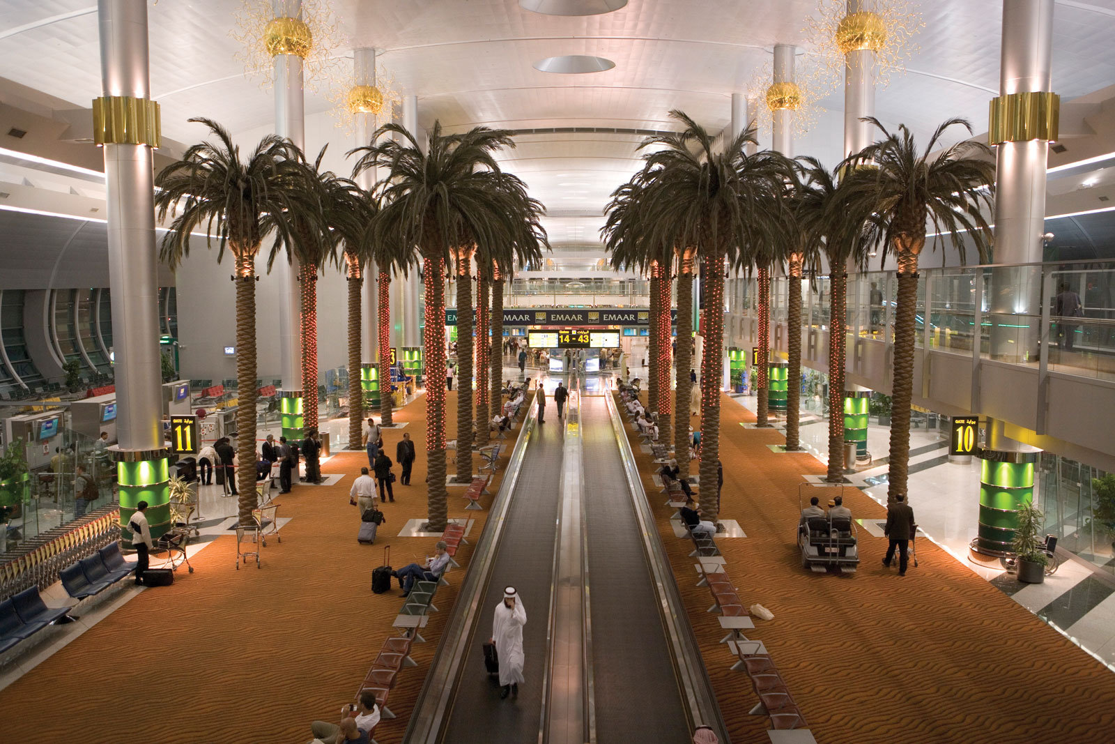 Транзитная виза ОАЭ