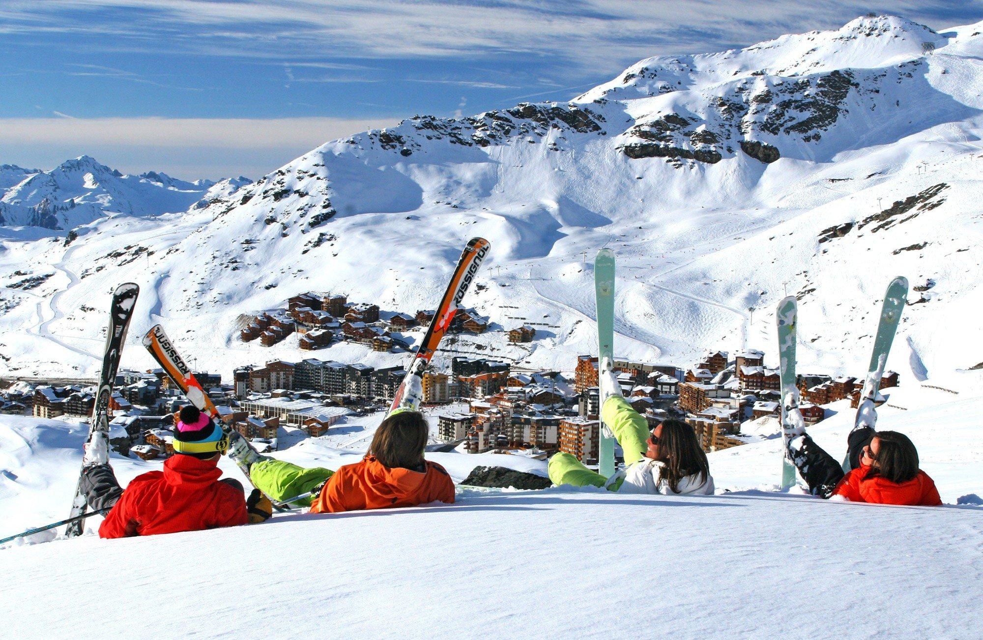 Что такое Апре-ски?
