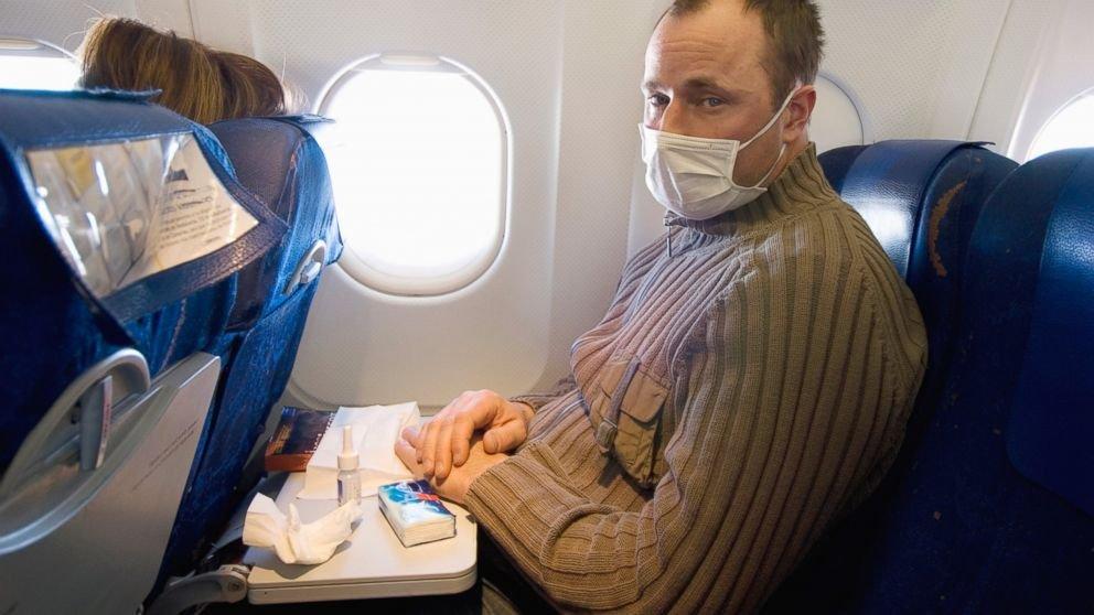 Как не заболеть после авиаперелета?