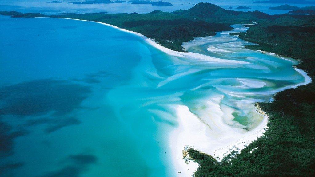 Уайтхэвен-Бич, Остров Уитсандей, Австралия