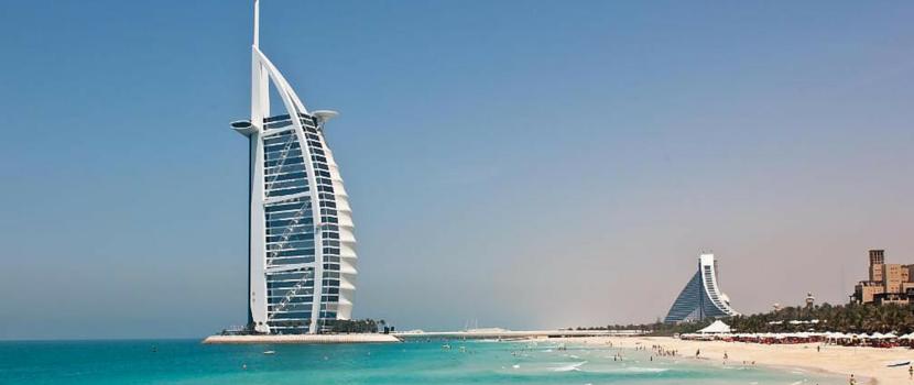 В Дубай за 11 673 ₽ туда и обратно из Москвы