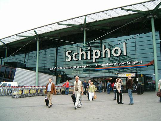 Транзит через Амстердам. Нужна ли виза?