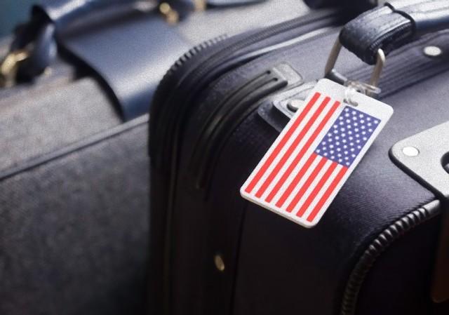 Транзит в США с английской визой