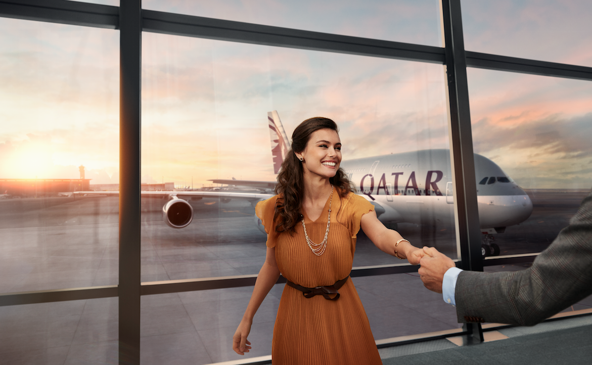 Распродажа  Qatar Airways