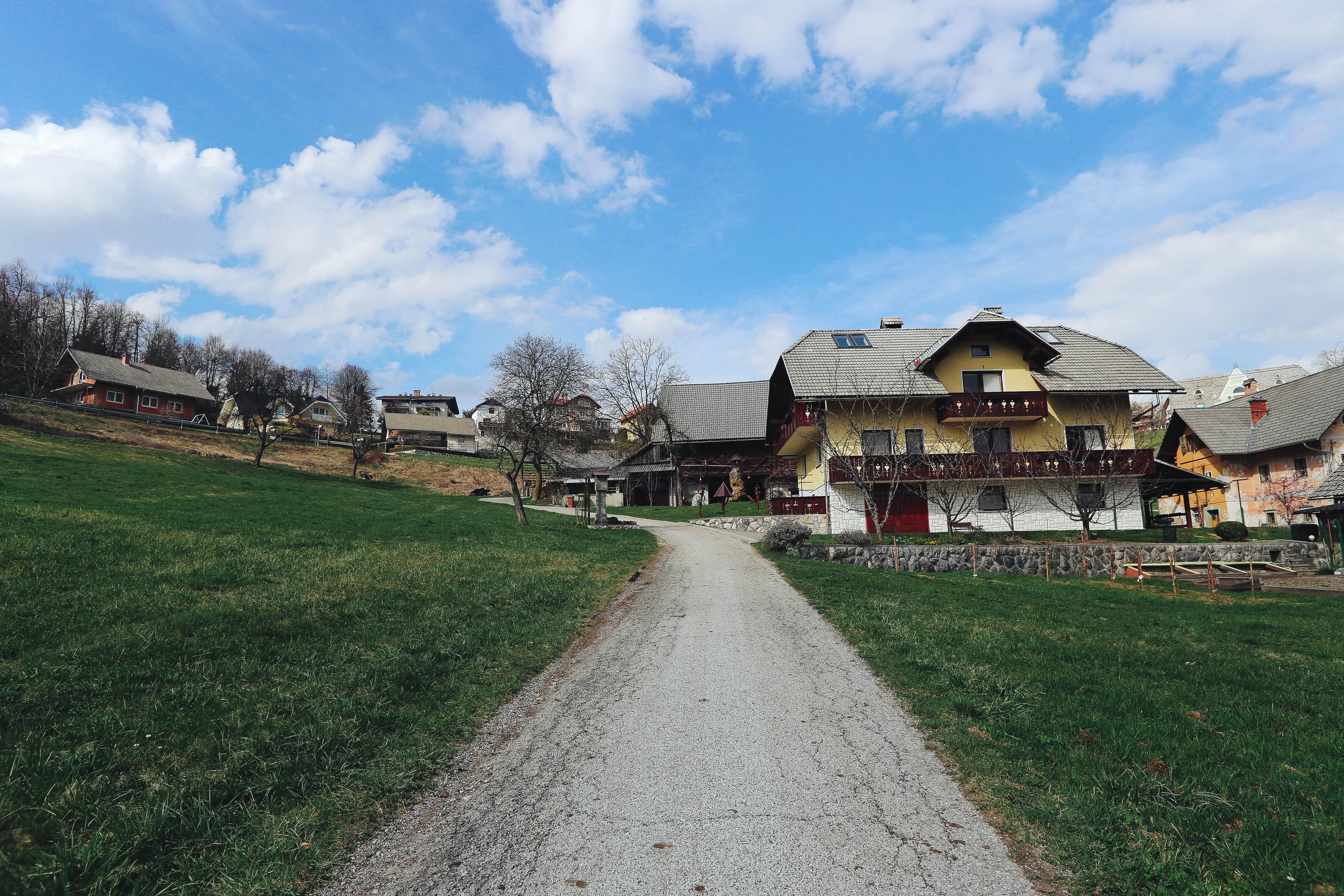 деревеньки